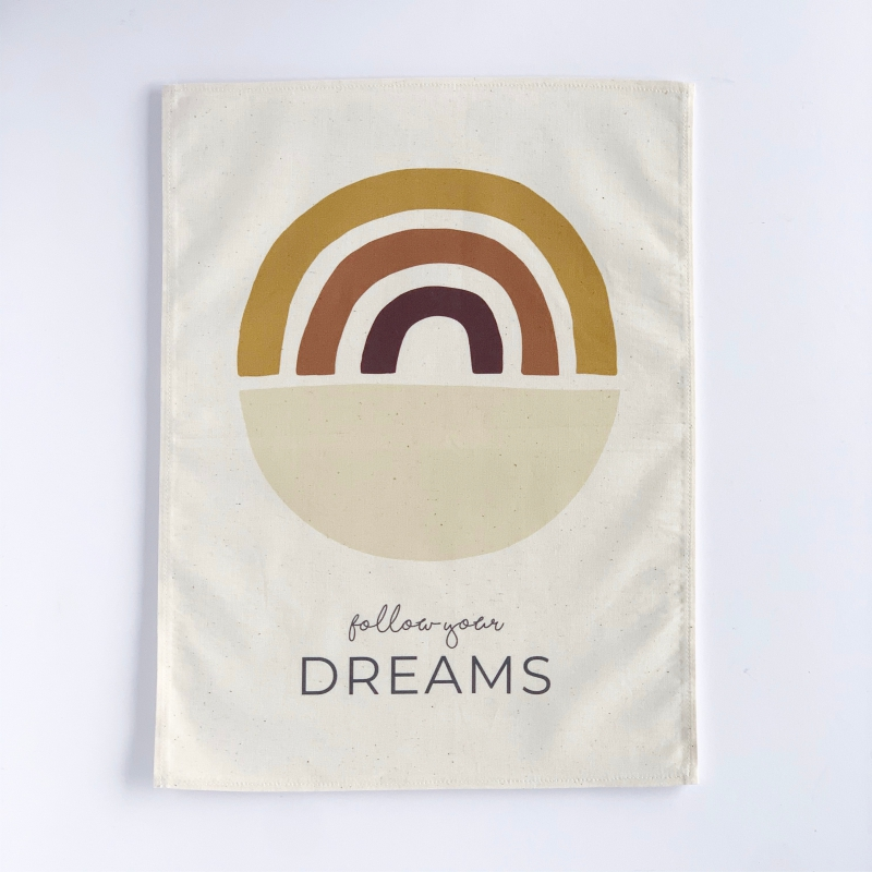 Follow-Your-Dreams-wall-hanging-RUST-BROWN-PRODUCT-2